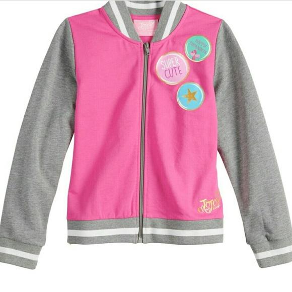 fd0d258bf JoJo Siwa Jackets & Coats | Jacket Jacques Moret Super Cute | Poshmark